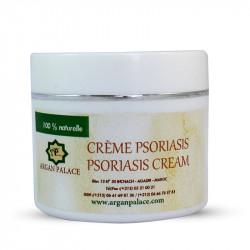 Crème naturelle contre le psoriasis de la peau