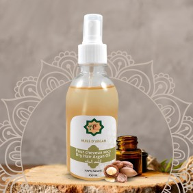 Argan oil for dry hair