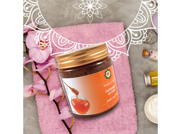Honey scrub 150ml