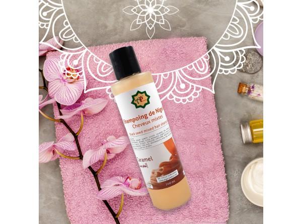 Shampoo of nigella with argan 200ml