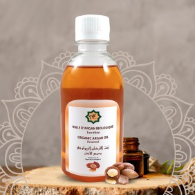 Organic roasted argan oil 250ml