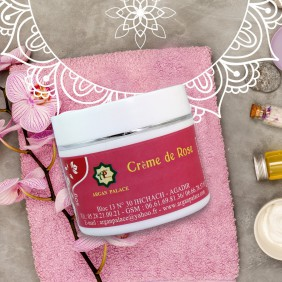 Rose natural cream