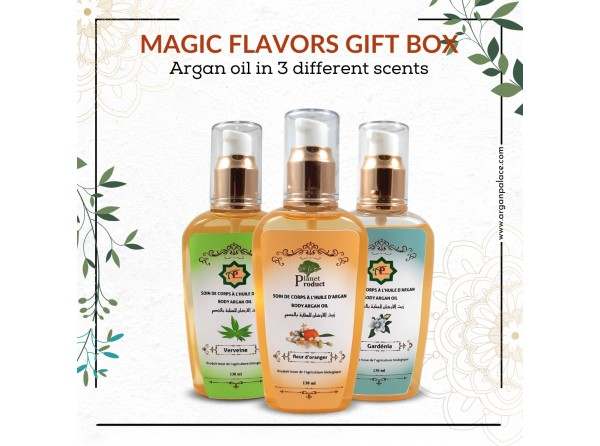 Magic flavors gift box
