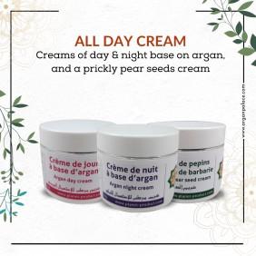 All day cream