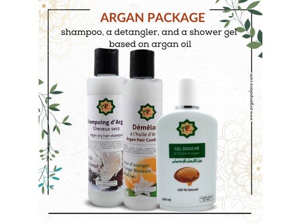 Argan package