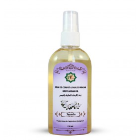 Body Care with Argan Oil and Jasmine