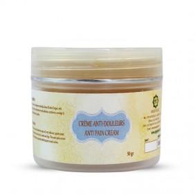 Crème anti-douleurs à base d'Argan